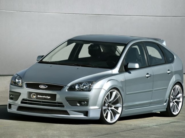 styling ford focus