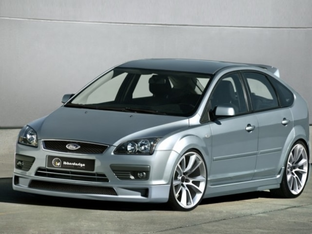 Ford Focus Body Kit >> Body Kit Ford Focus Ii Mad Xen
