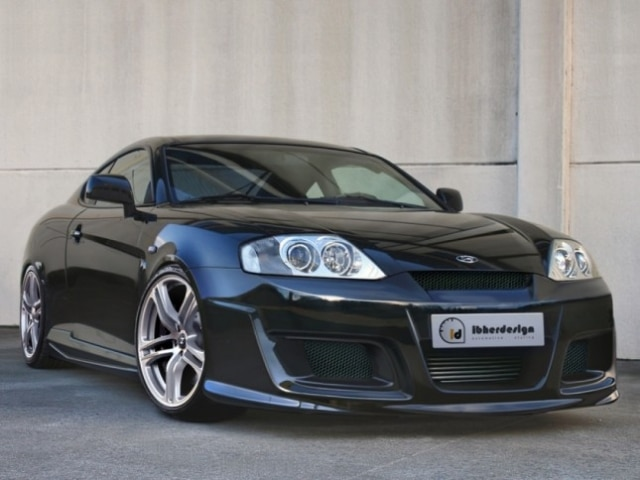 body kit hyundai coupe gk outlaw ibherdesign. Black Bedroom Furniture Sets. Home Design Ideas