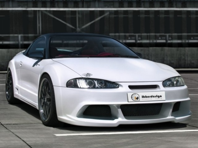 Body Kit Mitsubishi Eclipse Rebel Wide Ibherdesign Automotive